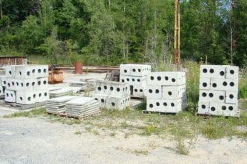 PRE-CAST DISTRIBUTION BOXES & PUMP STATIONS